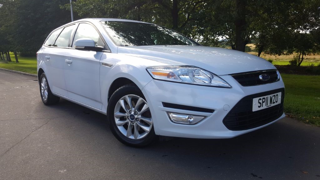 used Ford Mondeo ZETEC TDCI in fife
