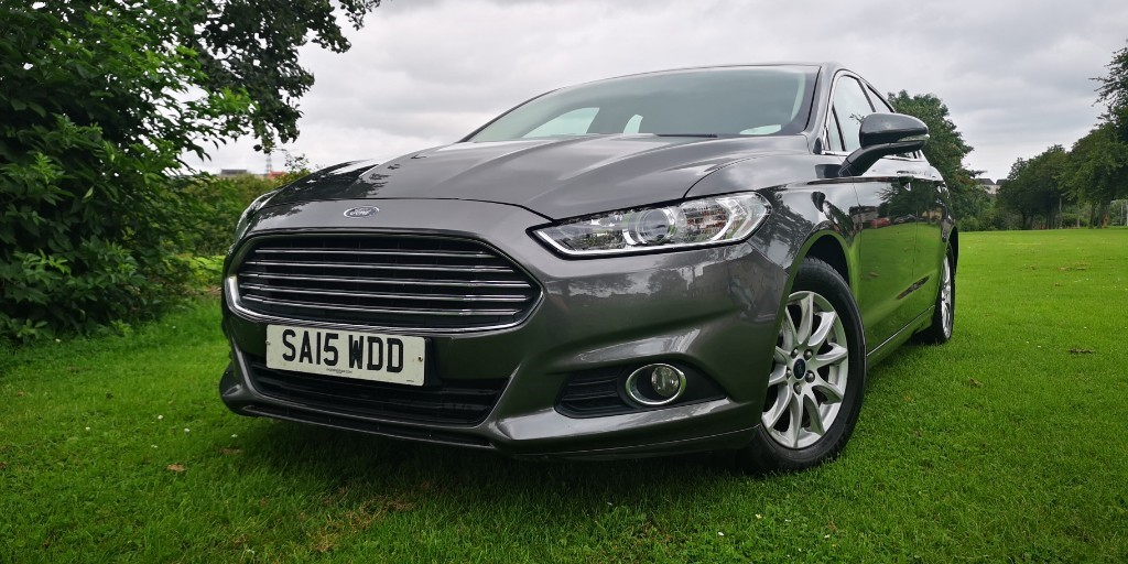 used Ford Mondeo ZETEC ECONETIC TDCI in fife