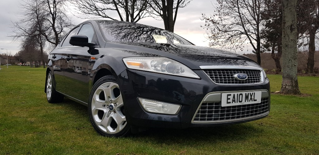 used Ford Mondeo TITANIUM X TDCI in fife