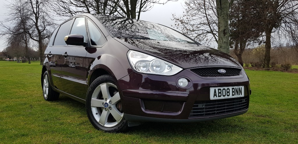 used Ford S-Max TITANIUM TDCI in fife