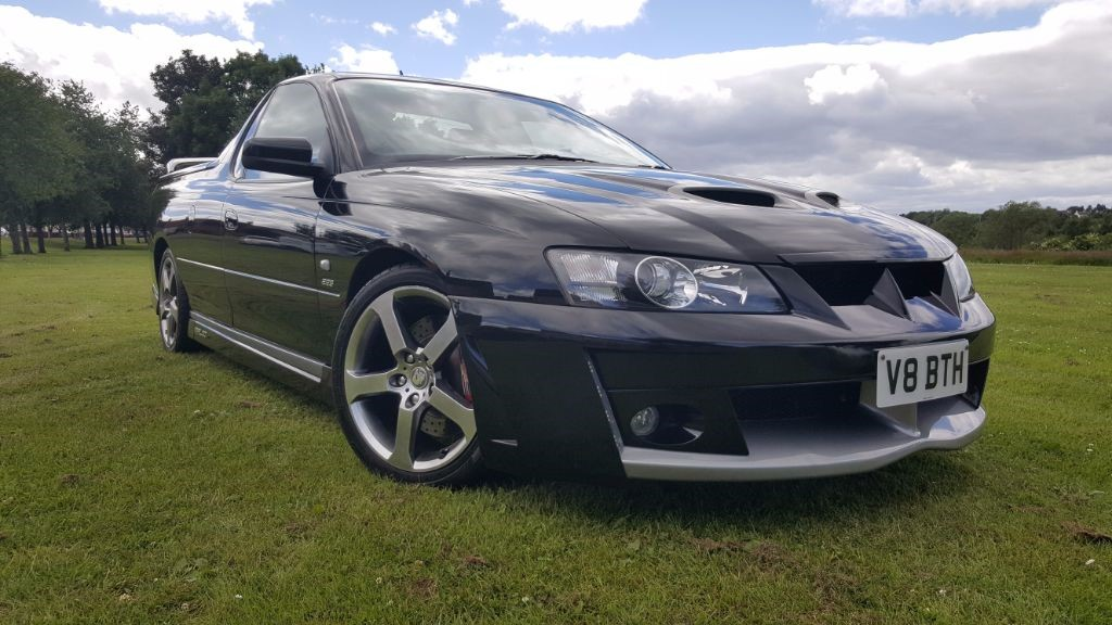used Holden HSV MALOO Y SERIES 2 in fife