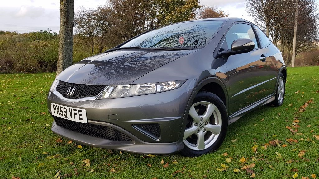 used Honda Civic I-VTEC TYPE S in fife