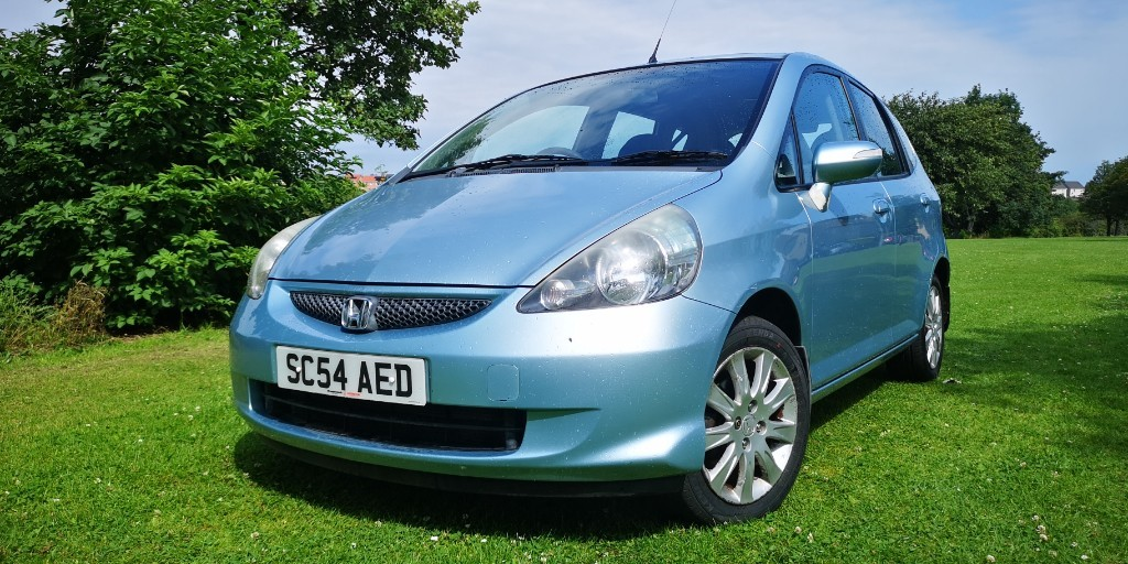 used Honda Jazz DSI SE in fife