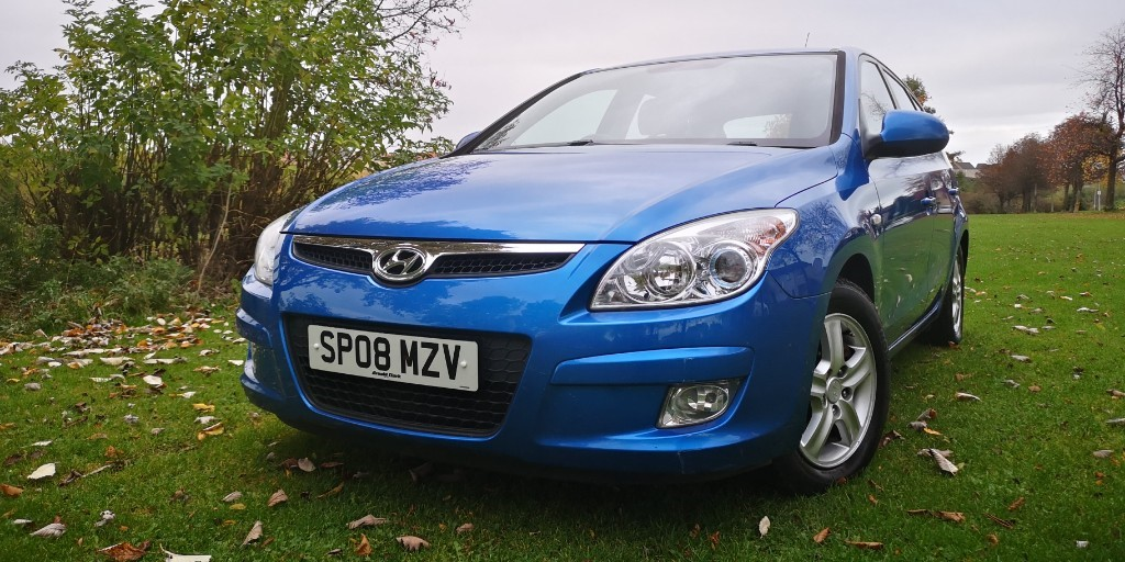 used Hyundai i30 COMFORT in fife