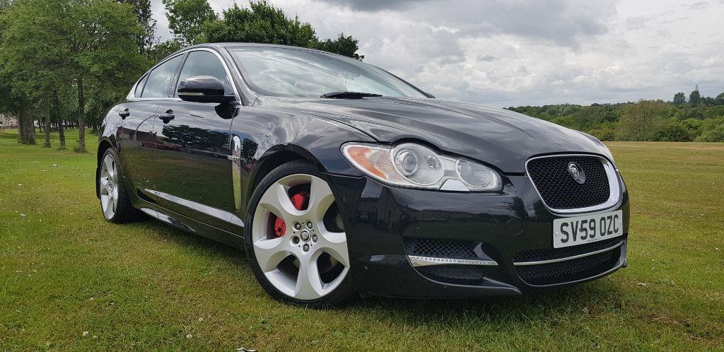 used Jaguar XF V6 S PORTFOLIO in fife