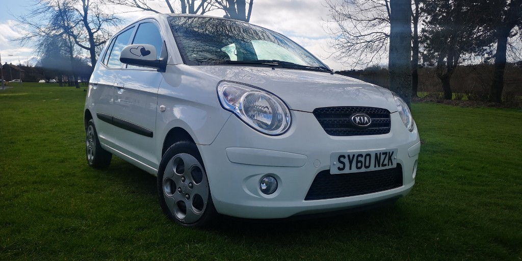 used Kia Picanto DOMINO in fife