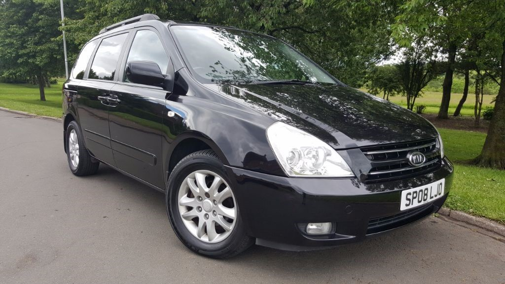 used Kia Sedona  2.9 CRDi TS in fife