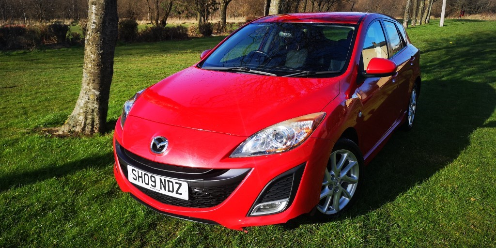 used Mazda Mazda3 SPORT in fife