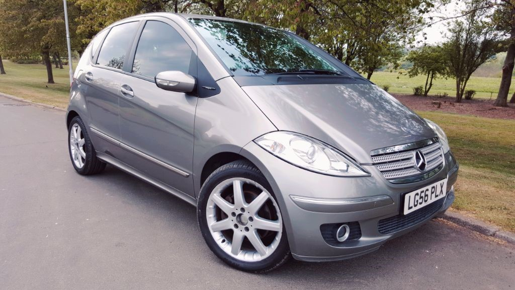 used Mercedes A200 CDI AVANTGARDE SE in fife