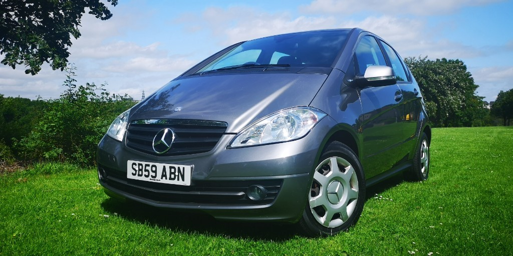 used Mercedes A160 BLUEEFFICIENCY CLASSIC SE in fife