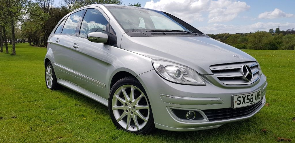 used Mercedes B170 SE in fife