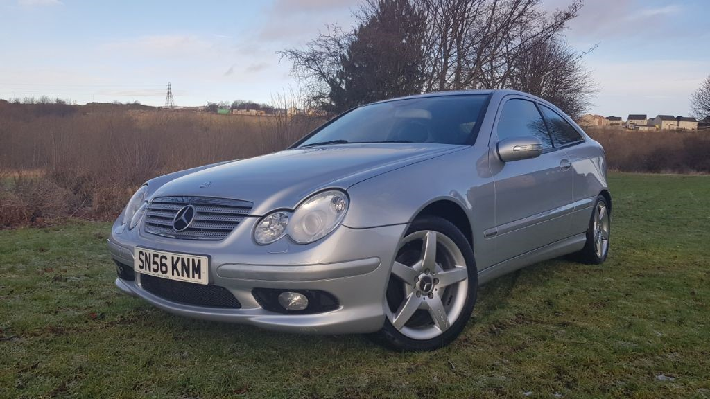 used Mercedes C220 CDI EVOLUTION S SPECIAL in fife