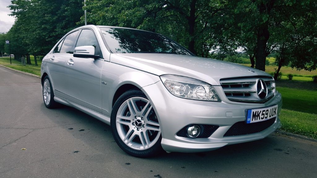 used Mercedes C220 CDI BLUEEFFICIENCY SPORT in fife