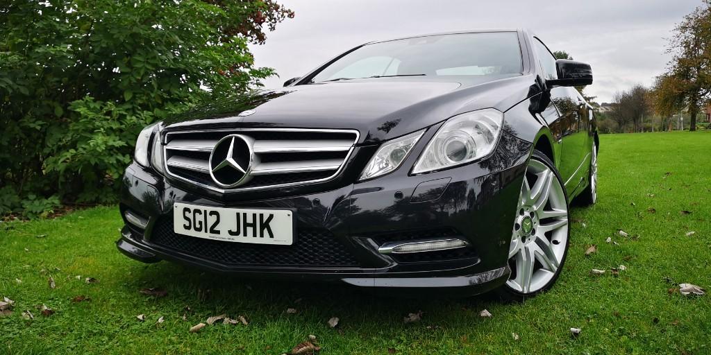 used Mercedes E220 CDI BLUEEFFICIENCY SPORT in fife