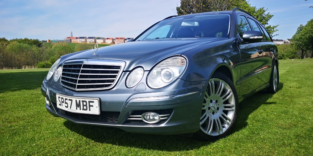 used Mercedes E280 CDI SPORT in fife
