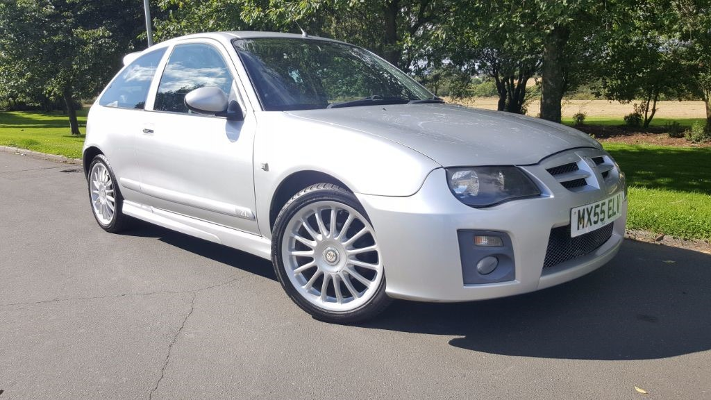 used MG ZR 120 + Stepspeed in fife