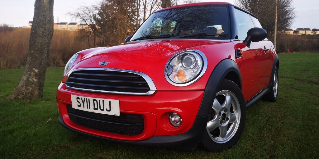 used MINI Hatch ONE D in fife
