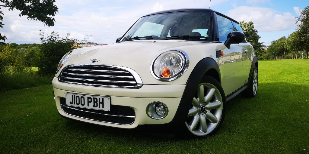 used MINI Hatch Cooper in fife