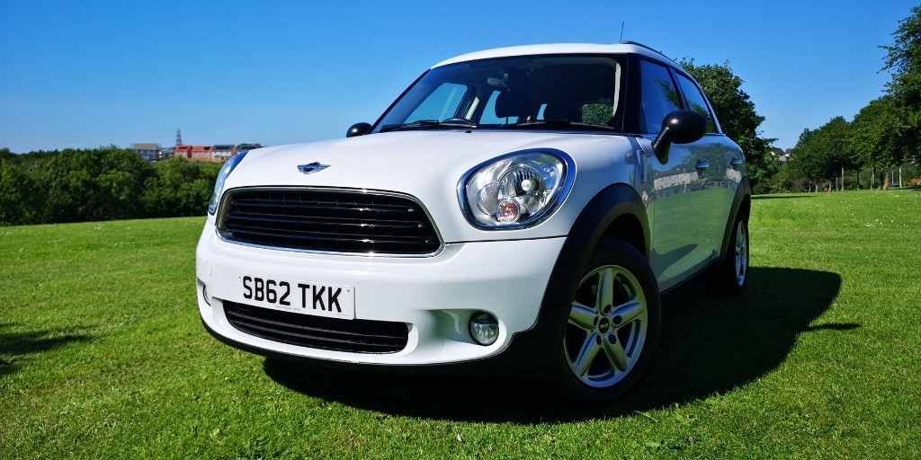 used MINI  ONE D in fife
