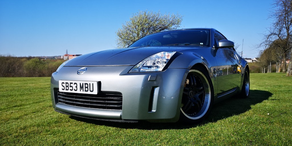 used Nissan 350Z V6 in fife