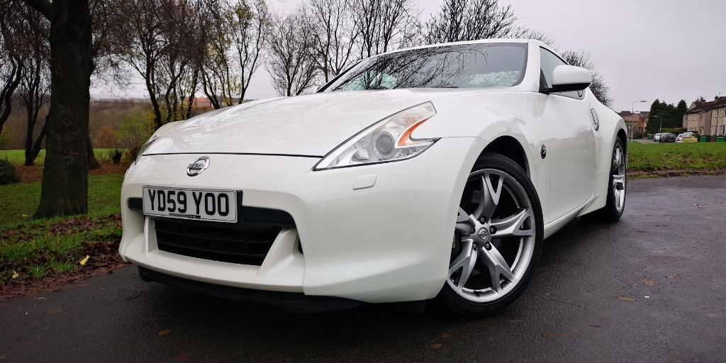 used Nissan 370Z V6 GT in fife