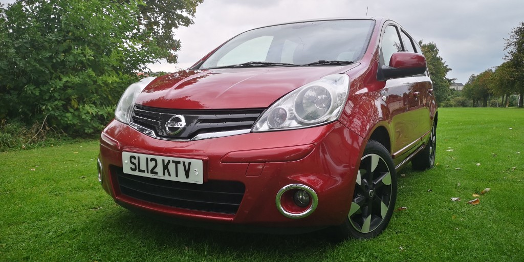 used Nissan Note DCI N-TEC PLUS in fife