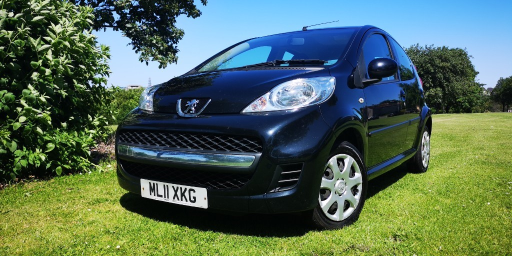 used Peugeot 107 URBAN in fife