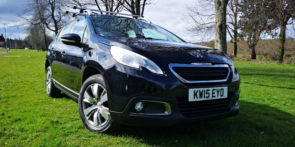 used Peugeot 2008 HDI ACTIVE in fife