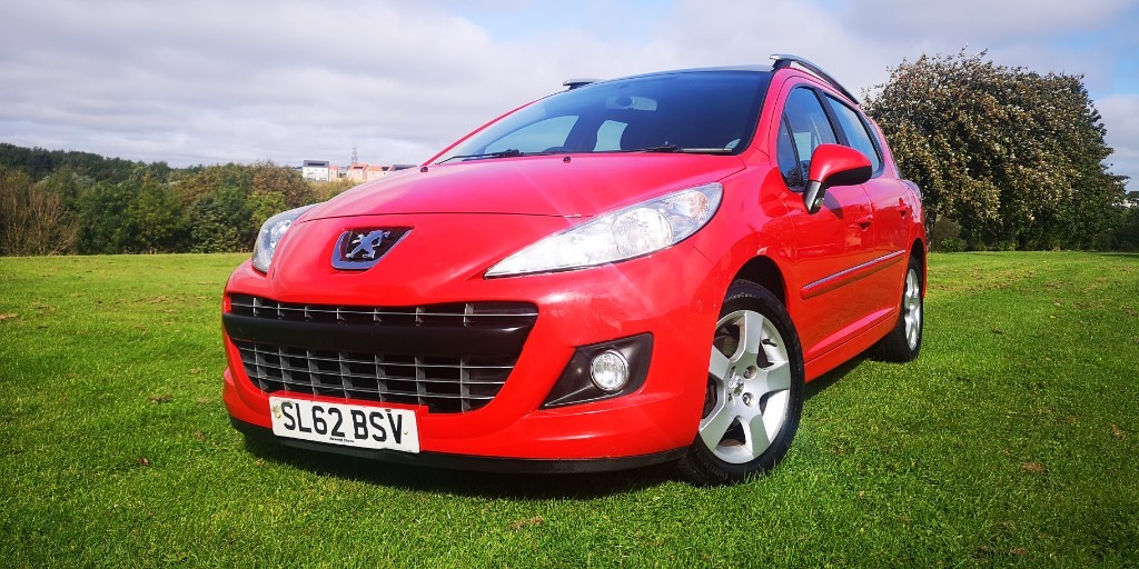 used Peugeot 207 HDI SW ACTIVE in fife