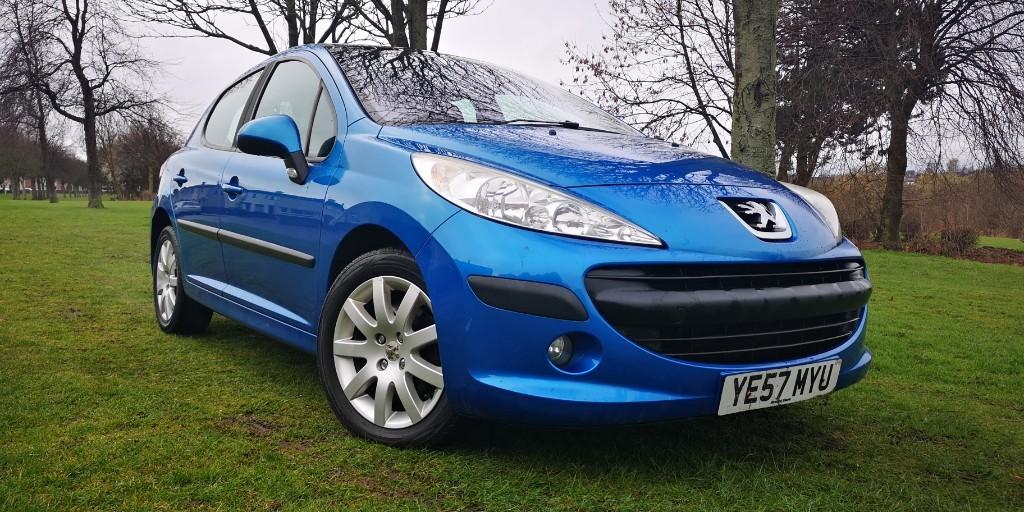 used Peugeot 207 SE (110BHP) in fife