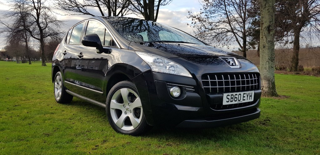 used Peugeot 3008 HDI SPORT in fife