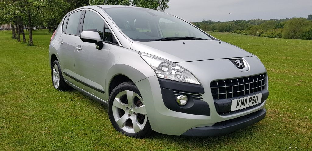 used Peugeot 3008 SPORT in fife