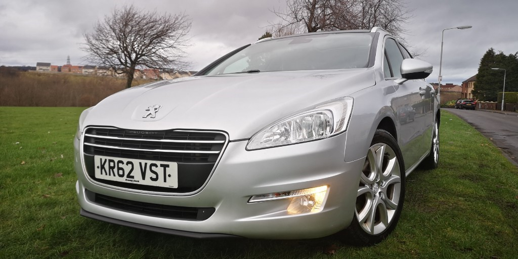 used Peugeot 508 HDI SW ALLURE in fife