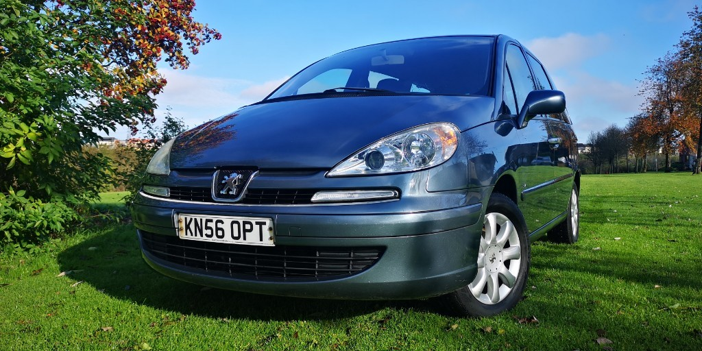 used Peugeot 807 HDI SE in fife