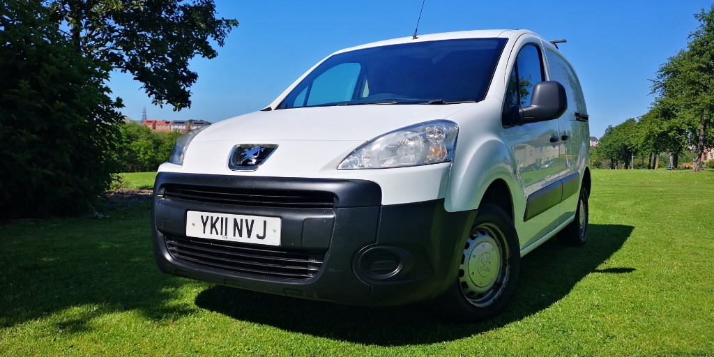 used Peugeot Partner Tepee HDI S L1 850 in fife