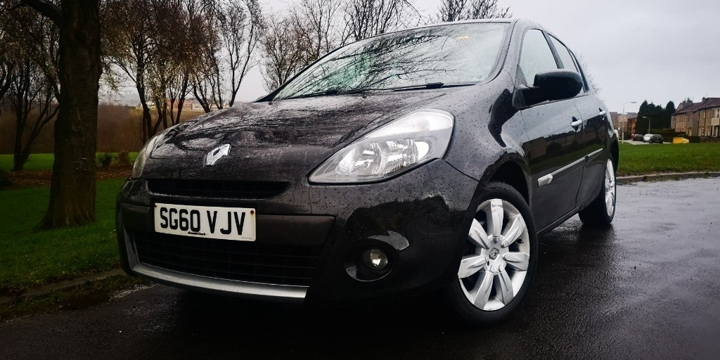 used Renault Clio PRIVILEGE TOMTOM DCI in fife