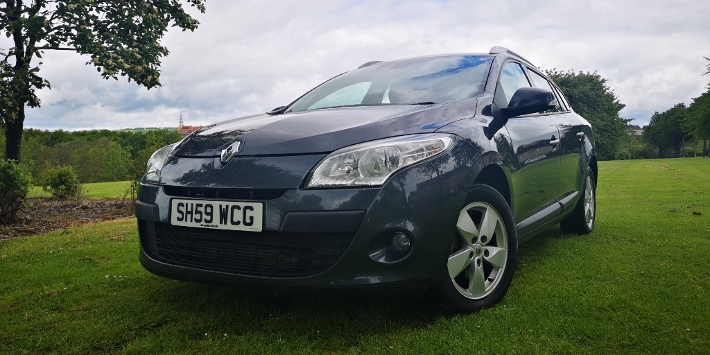 used Renault Megane DYNAMIQUE DCI in fife