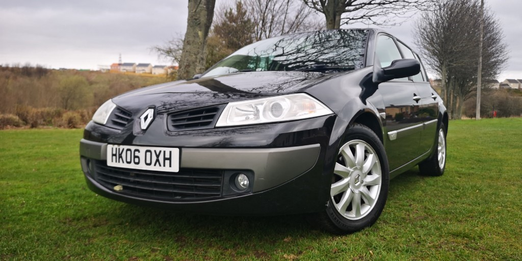 used Renault Megane DYNAMIQUE DCI 106 in fife