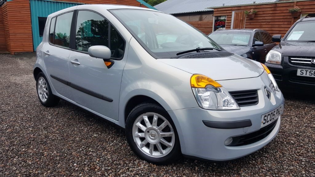 used Renault Modus DYNAMIQUE DCI in fife