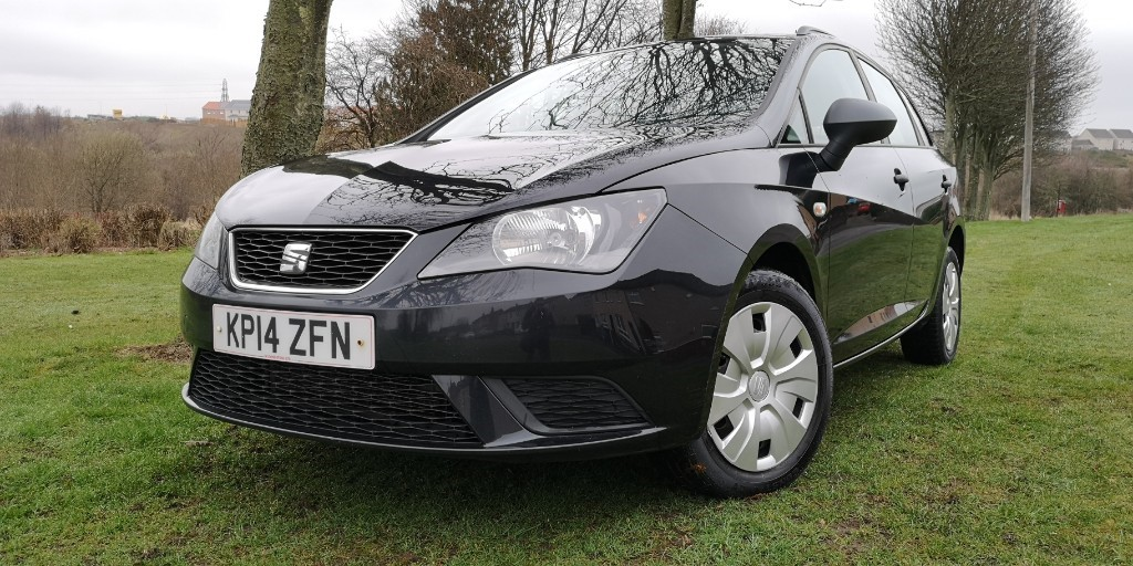 used SEAT Ibiza S AC in fife