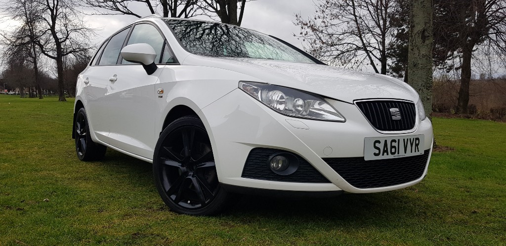 used SEAT Ibiza TDI CR SPORTRIDER in fife
