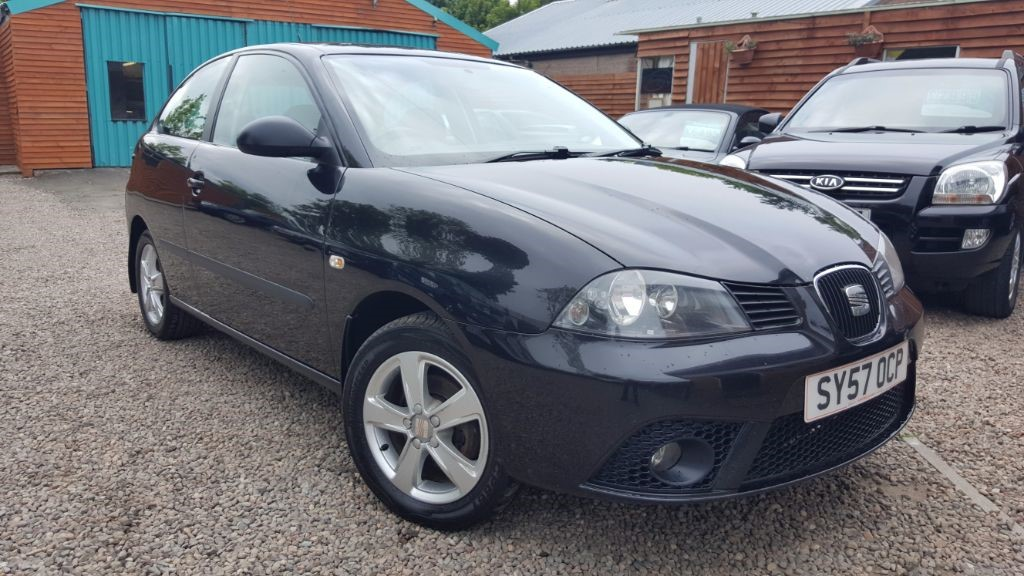 used SEAT Ibiza REFERENCE SPORT 12V in fife