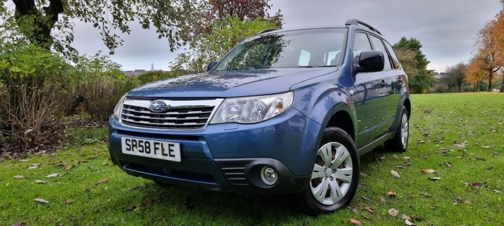 used Subaru Forester X in fife