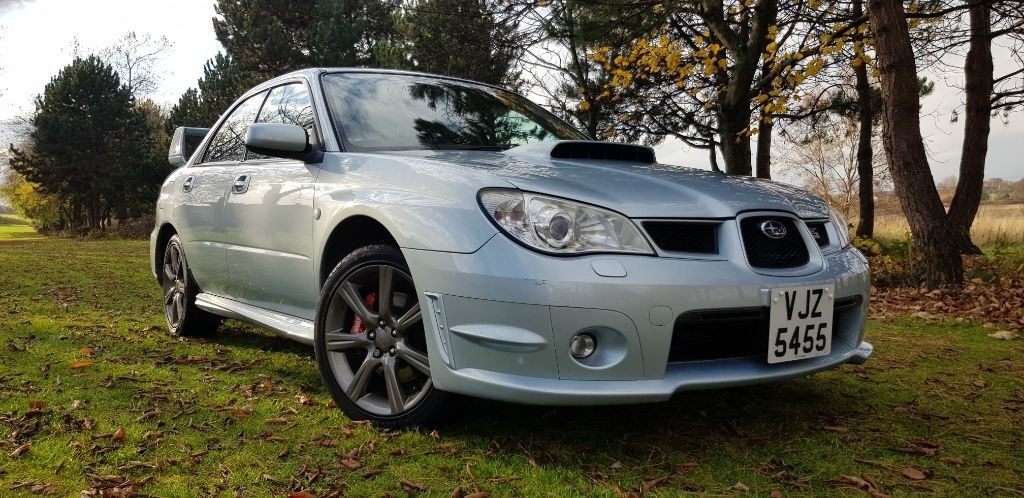 used Subaru Impreza WRX in fife