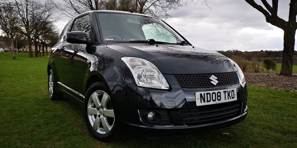 used Suzuki Swift VVTS GLX in fife