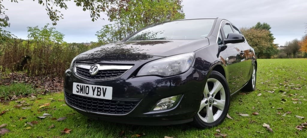 used Vauxhall Astra SRI CDTI in fife