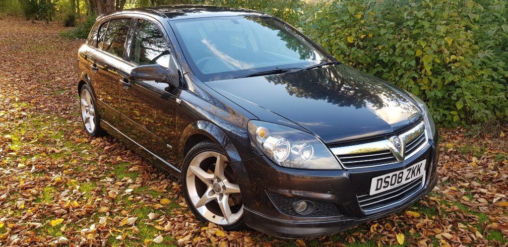 used Vauxhall Astra SRI PLUS CDTI in fife