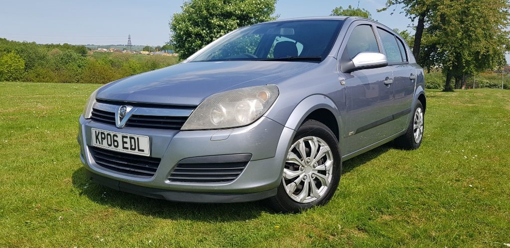 used Vauxhall Astra LIFE 16V TWINPORT in fife