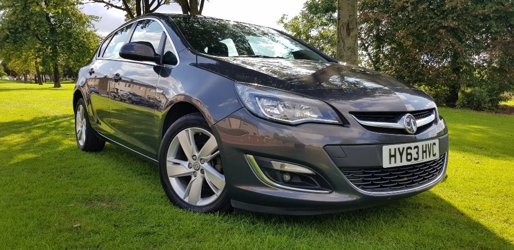 used Vauxhall Astra SRI in fife