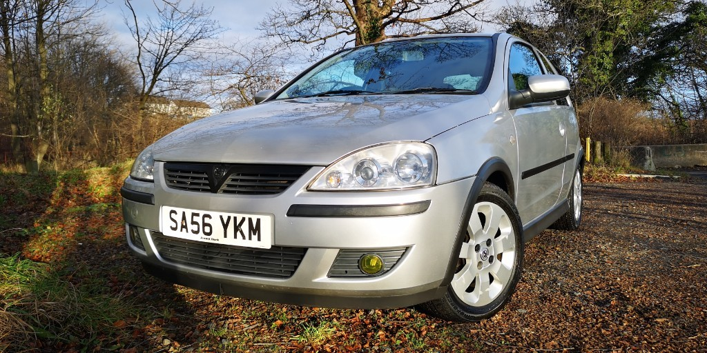 used Vauxhall Corsa SXI + 16V TWINPORT in fife